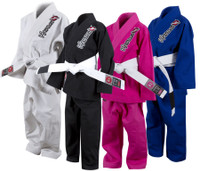 Hayabusa New Line of Yuushi Jiu Jitsu  Kids Gis @ www.thejiujitsushop.com Enjoy free shipping storewide and top customer service
