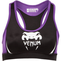 Venum Body Fit Top - Black/ Purple