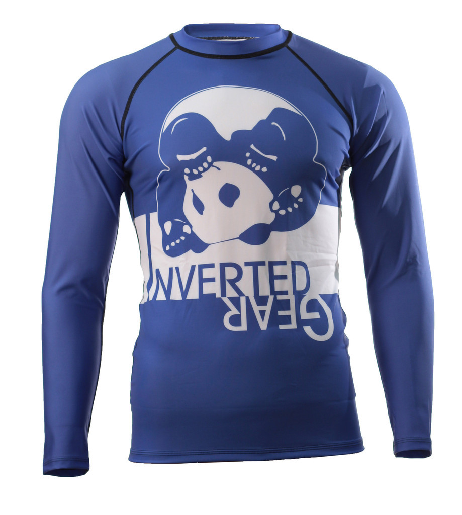 inverted gear long sleeve ranked rashguard the jiu jitsu shop