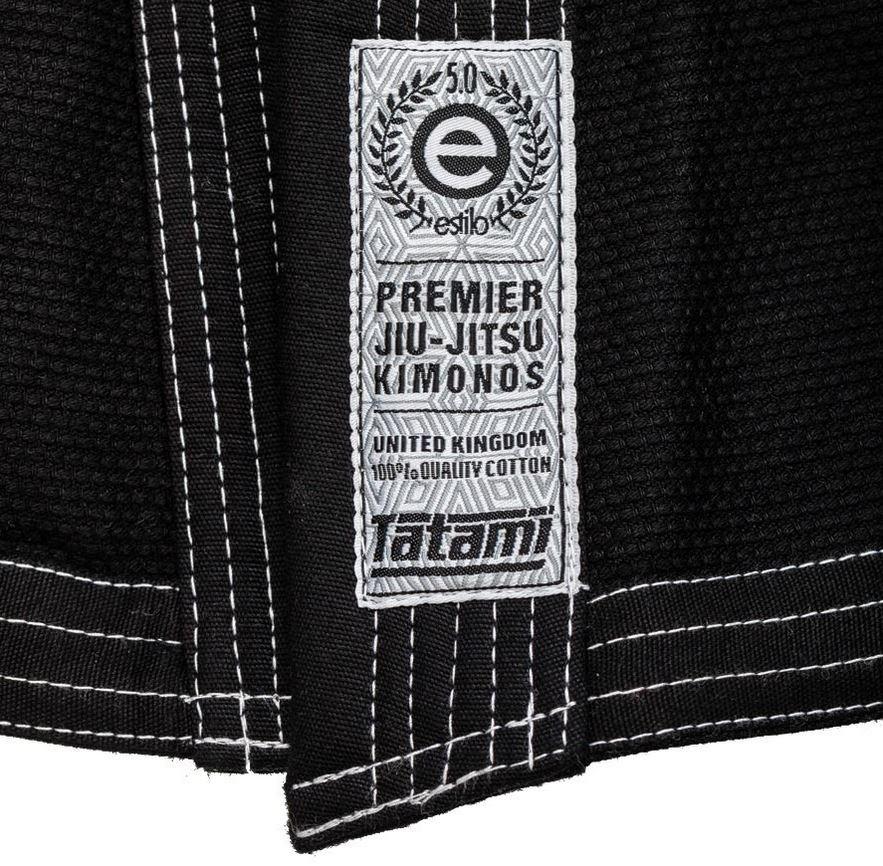 black Tatami Estilo 5.0 Ladies BJJ Gi @ www.thejiujitsushop.com
