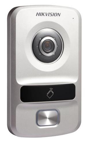 Image 1  sc 1 st  CCTV security cameras & IP Video intercom door station camera Hikvision DS-KV8102-IP one ...
