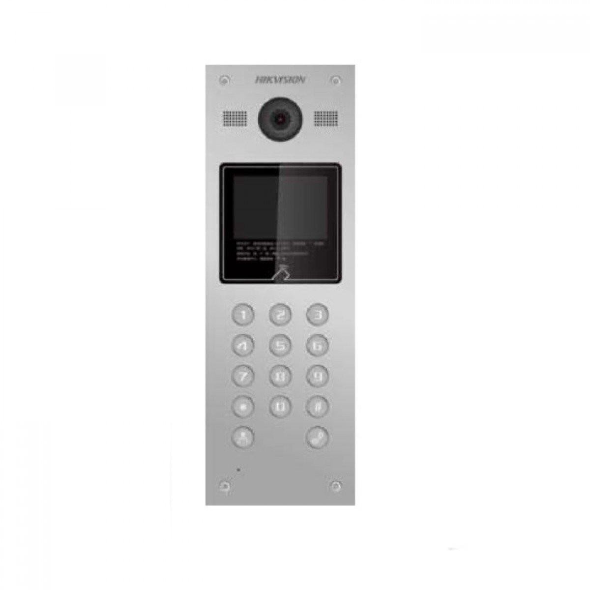 IP VIDEO INTERCOM DOOR STATION CAMERA HIKVISION DS-KD6002-VM 1.3 MEGAPIXEL NIGHT VISION ALARM RFID MIFARE  sc 1 st  CCTV security cameras & IP VIDEO INTERCOM DOOR STATION CAMERA HIKVISION DS-KD6002-VM 1.3 ...