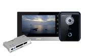 DAHUA IP VIDEO INTERCOM KIT, 1 MEGAPIXEL , ENTRY MONITOR , POE POWER SUPPLY DAHUA VTNS1060A , 621-510B