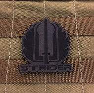 Strider Leather Patch
