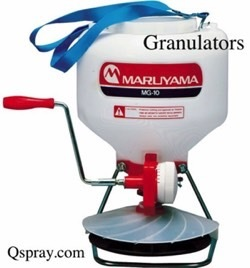 Pest Control Granulators
