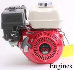 Honda Engines & Related Products