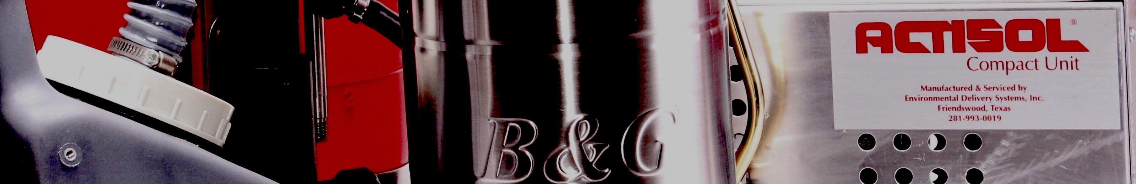 B&G banner