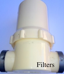 Filters/Line Strainers