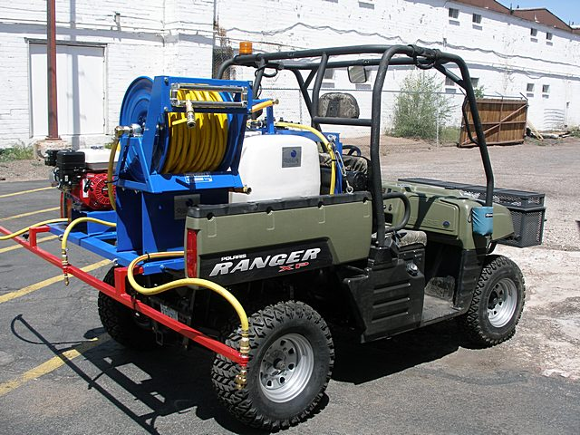 Ranger Weed Sprayer - Removable Boom