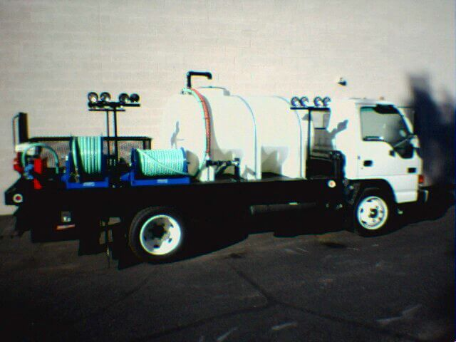 1000 Gallon Flatbed Sprayer - High Capacity