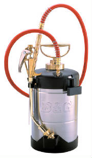 B&G Sprayers – Watch your Chemical Costs!