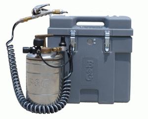 b&g portable aerosol system 9 inch wand