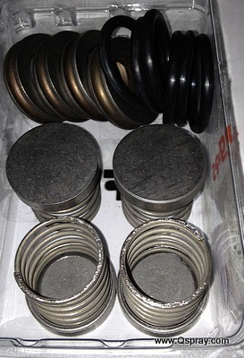 john bean fmc valve repair kit