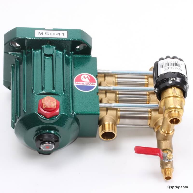 Maruyama MSD41 pump repair kits