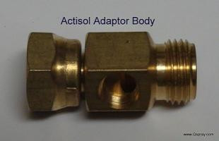 Actisol 30008 Adapter Body