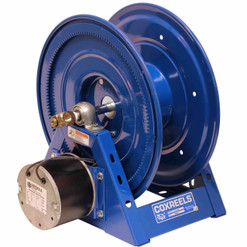 Cox 1125-4-100E Electric Hose Reel
