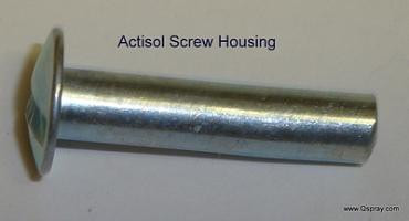 Actisol 8010020 Screw Housing