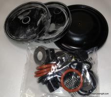 Comet MC25 Diaphragm Pump Repair Kit