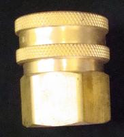Hansen Quick Disconnect Coupler - female pipe thread