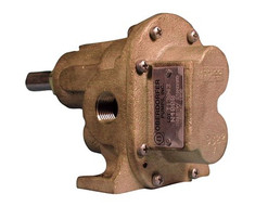 Oberdorfer N4000 Bronze Gear Pump 1/2""