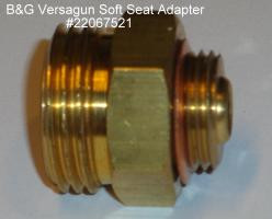 B & G 22067521 Versagun Soft Seat Adapter