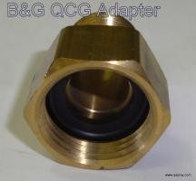 B & G 34521 QCG Hose Adapter 22067729