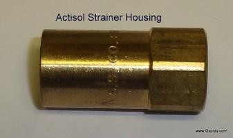 Actisol 8010015 Strainer Housing