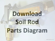 B & G 34598 Robco Soil Rod Parts Diagram