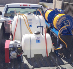 Dual Tank Termite & Pest Sprayer