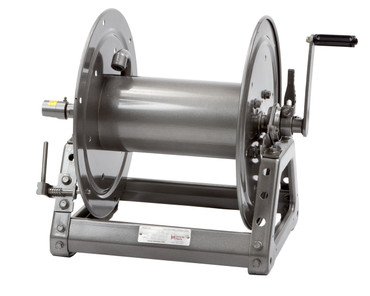 Hannay 1526-17-18 Hose Reel, Manual Rewind