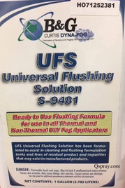 Curtis Dyna-Fog Universal Flushing Solution UFS S-9481