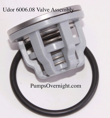 Udor Valve Assembly 6006.08 for RO, Zeta Pumps