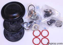 Comet 5026.0347 Repair Kit  for MC25 Diaphragm Pump