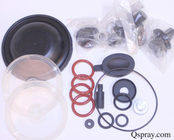 Comet 5026.0116 MC25 Pump Repair Kit