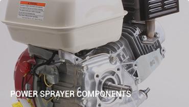 Power Sprayer Components