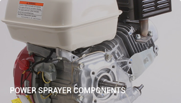 Power Sprayer Components
