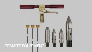 Termite Equipment