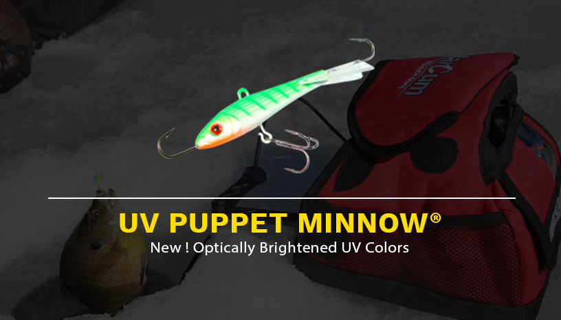 UV Puppet Minnow