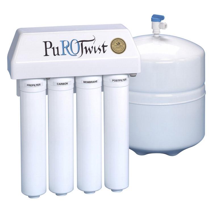 Purotwist 4000 Reverse Osmosis System 50 Gpd