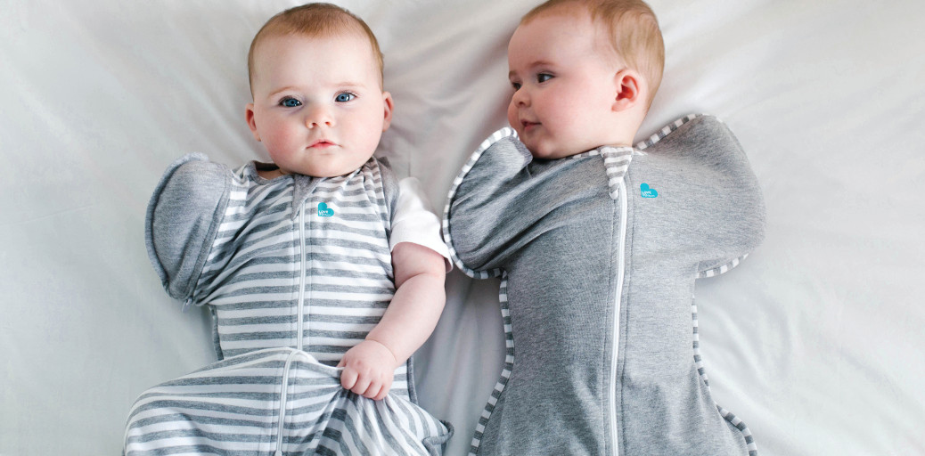 SWADDLE UP™ recognized as hip healthy