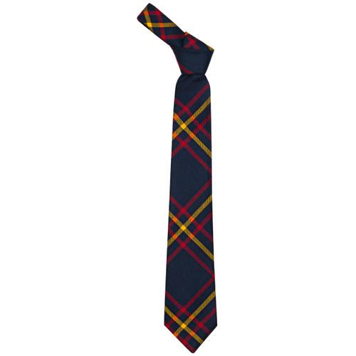 MacLaine Lochbuie Hunting Modern Tartan Tie