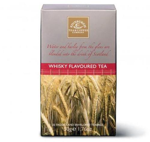 Edinburgh Whisky Flavored Tea Bags Large