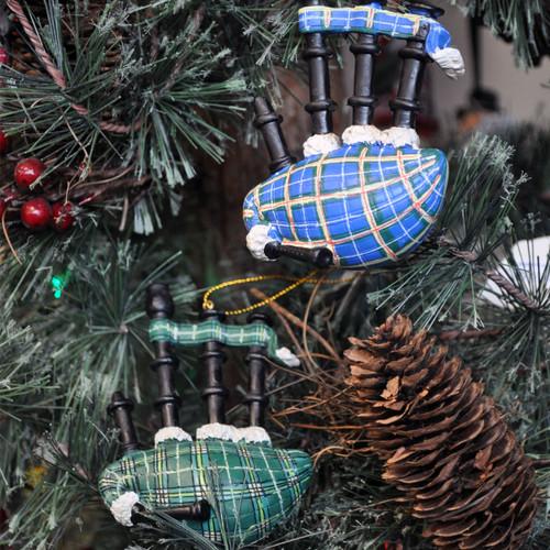 bagpipe ornaments