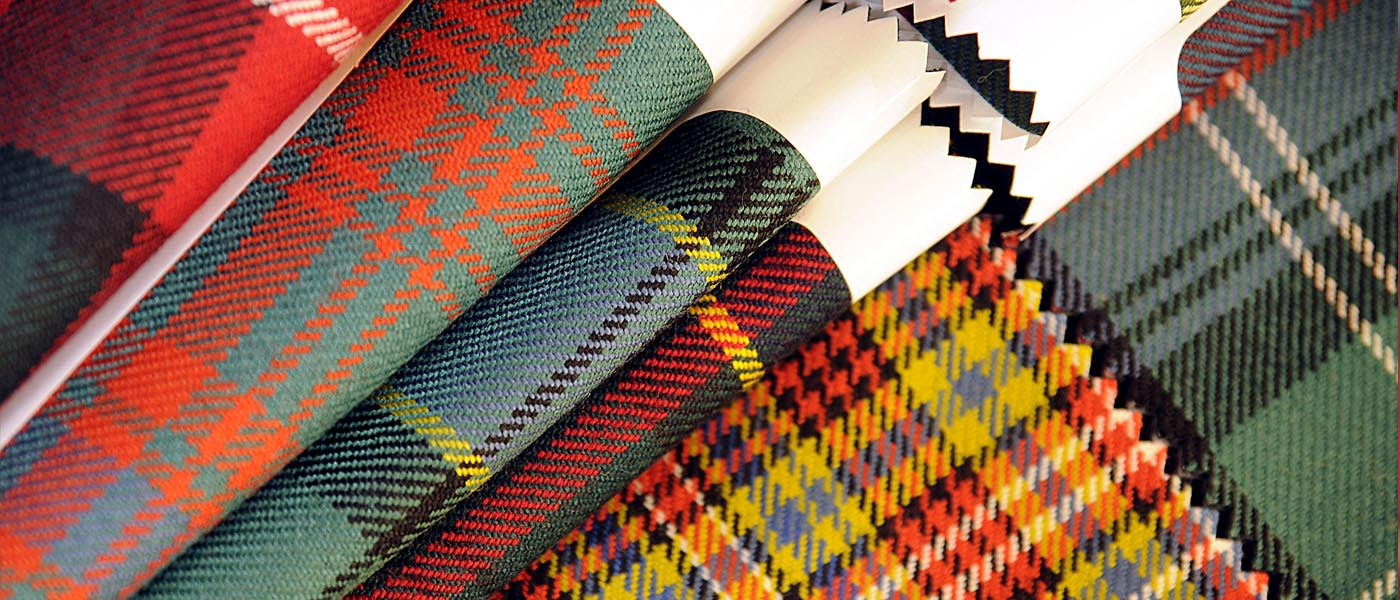 Find your Clan Tartan