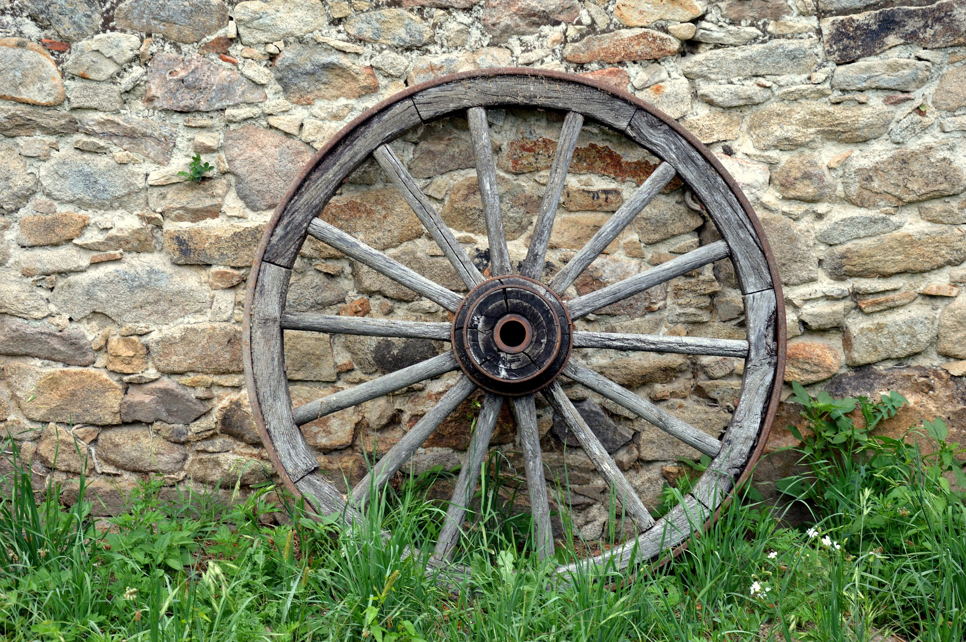 Who really invented the wheel? (And what took us so long ...
