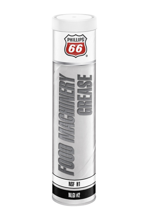 Phillips 66 Food Machinery Grease, NLGI 2 | 10 Tube Case