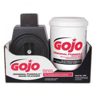 GOJO Original Formula Into Pack with Dispenser