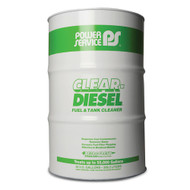 Power Service Clear-Diesel | 55 Gallon Drum