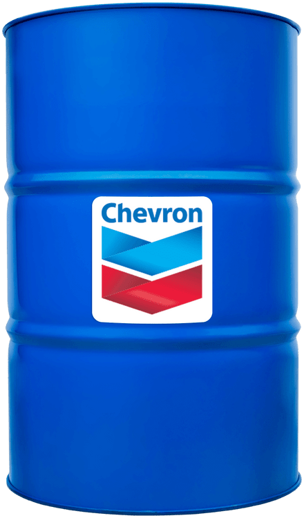 Chevron Regal R&O ISO 100 | 55 Gallon Drum