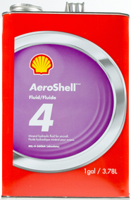AeroShell Fluid 4 | 1 Gallon Can